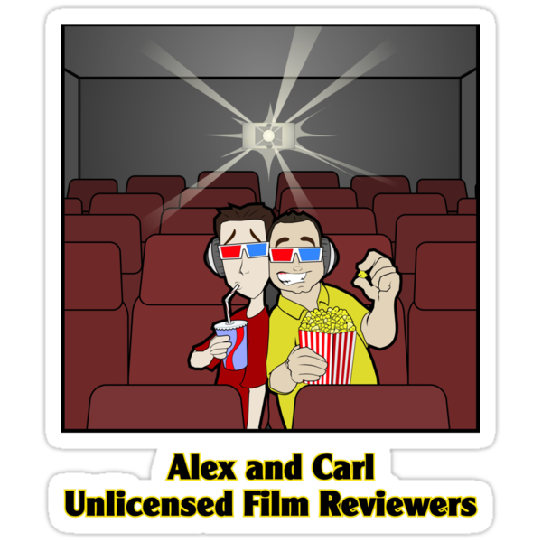 Unlicensed Film Reviewers by Inspired Human