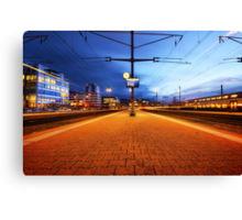 Destination Unknown Canvas Print