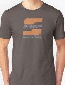 Shawnee Airlines - STOL Port Unisex T-Shirt