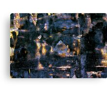 Oh Girl, Lead Me Into Your Darkness Canvas Print