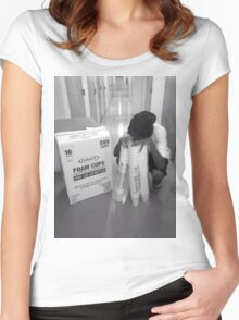 Chris Travis Women's Fitted Scoop T-Shirt
