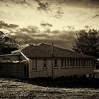 The Old Beechmont School by onemistymoo
