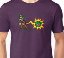 Luigi's Boo-Busters Unisex T-Shirt