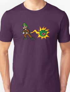 Luigi's Boo-Busters T-Shirt