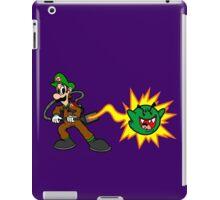 Luigi's Boo-Busters iPad Case/Skin