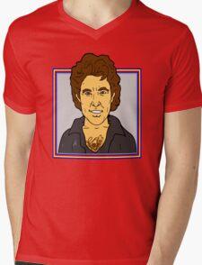 The Hoff Mens V-Neck T-Shirt