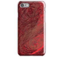 Brushes 0002 iPhone Case/Skin