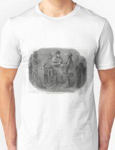 The Victorian Christmas Waits 1848 T-Shirt