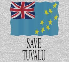Save Tuvalu - Global warming by stuwdamdorp