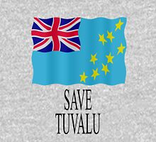 Save Tuvalu - Global warming Unisex T-Shirt
