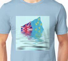 Tuvalu sinking - Global warming Unisex T-Shirt