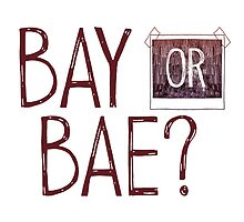 Bay or Bae? Life Is Strange. by JuzaShannonNew