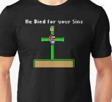 Mario Jesus Unisex T-Shirt