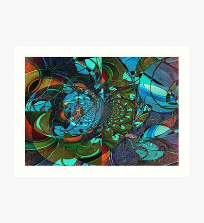 Oceans Wave Art Print