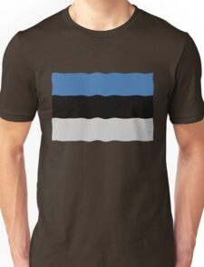 Estonian flag Unisex T-Shirt