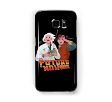 The Future is Now...That's Heavy Samsung Galaxy Case/Skin