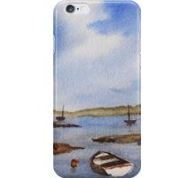 Calm Seas iPhone Case/Skin