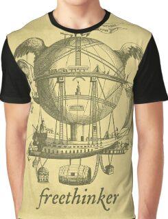 Freethinker Graphic T-Shirt
