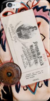Annie Oakley Nostalgia by Glen Drury