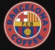 Barcelona Coffee Kids Clothes
