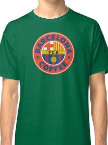 Barcelona Coffee Classic T-Shirt