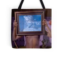 Personal Values (Magritte) Tote Bag