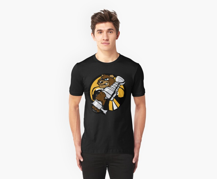 Boston Bruins - Champions! by miller836