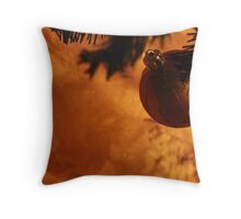 Bauble on the wall Throw Pillow
