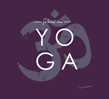 Focus on yoga Unisex T-Shirt