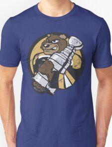 Boston Bruins - Champions! (distressed) Unisex T-Shirt