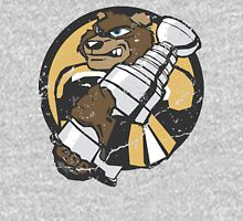 Boston Bruins - Champions! (distressed) Unisex T-Shirt
