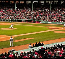 Red Sox game by apsjphotography