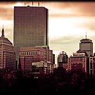 Boston Buildings by apsjphotography