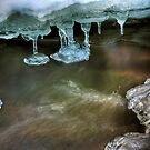 Coupall Icicles (2) by Karl Williams