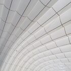 Sweeping ceiling lines by Ian Ker