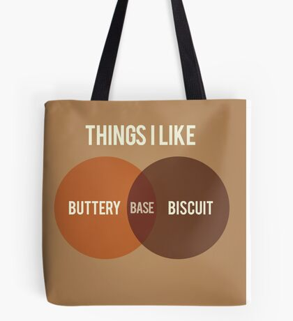 Buttery Biscuit Base Tote Bag
