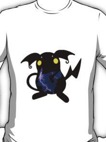 pikachu evolution chart (elemental) T-Shirt
