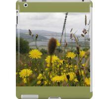 Flora - Burt Co. Donegal Ireland iPad Case/Skin