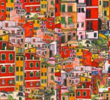 Manarola Italy Sticker