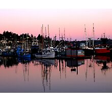 Pretty In Pink ~ Part One Photographic Print