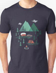 Gone Camping Unisex T-Shirt