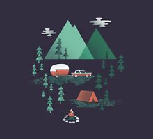 Gone Camping Unisex T-Shirt