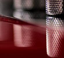 Shiny red rhythm... by Bob Daalder