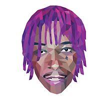 Wiz Khalifa Purp Lowpoly by DrDank