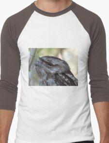 Frogmouth. Men's Baseball ¾ T-Shirt