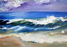 The sea. by Elizabeth Kendall