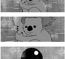 Koala by PsychoDelicia