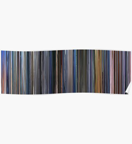 Moviebarcode: The Cell (2000) Poster
