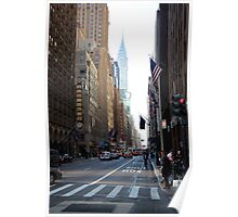 Lexington Ave - New York - United States Poster