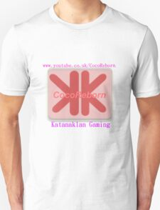 CocoReborn - KatanaKlan Gaming T-Shirt T-Shirt